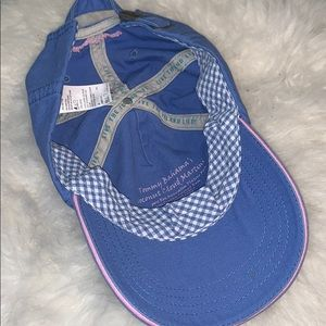 Tommy Bahama Accessories - BLUE/PINK TOMMY BAHAMA DAD HAT NWOT